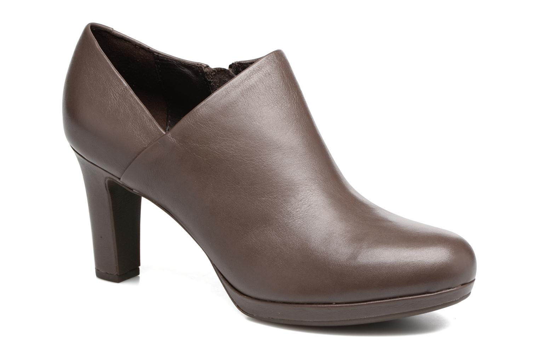 Bottines et boots Geox D LANA B D54Q6B Marron vue détail/paire