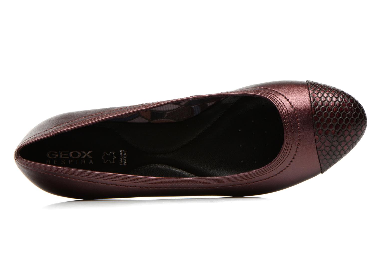 D CHARLENE A D54Y7A Bordeaux