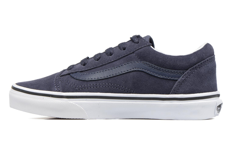 Sneakers Vans Old Skool E Giallo immagine frontale
