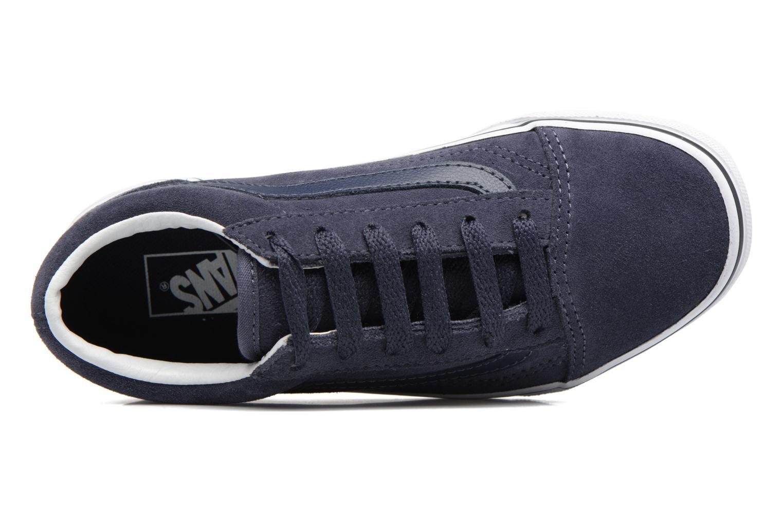 Sneakers Vans Old Skool E Geel links