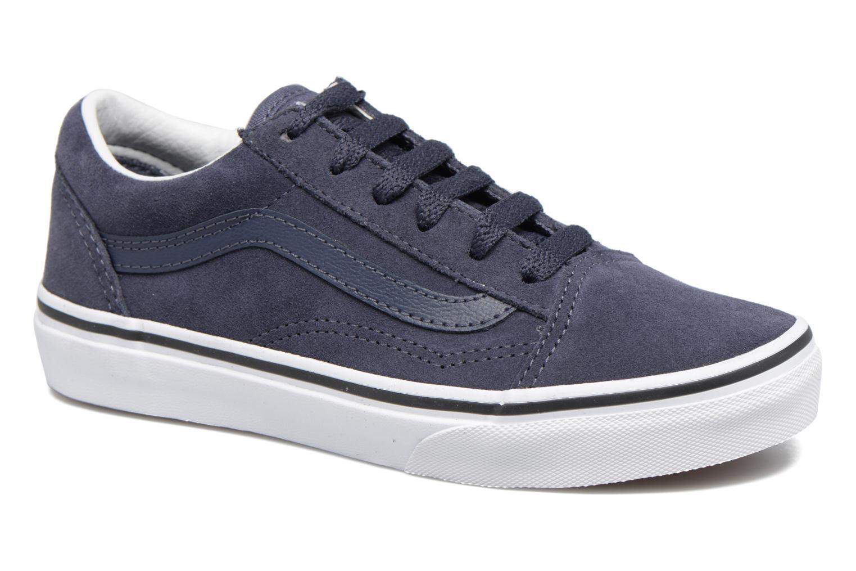 Sneakers Vans Old Skool E Geel detail