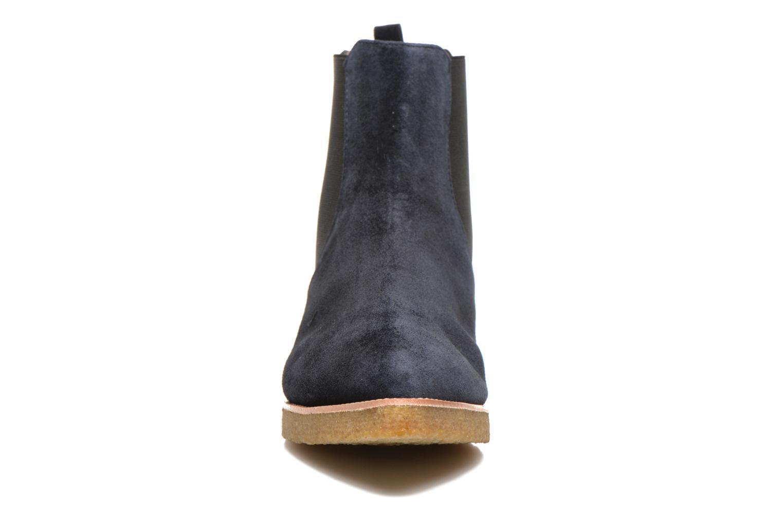 Bottines et boots Fabio Rusconi Maeva Bleu vue portées chaussures