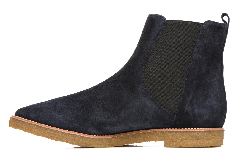 Bottines et boots Fabio Rusconi Maeva Bleu vue face