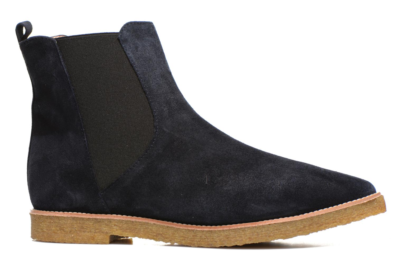 Bottines et boots Fabio Rusconi Maeva Bleu vue derrière