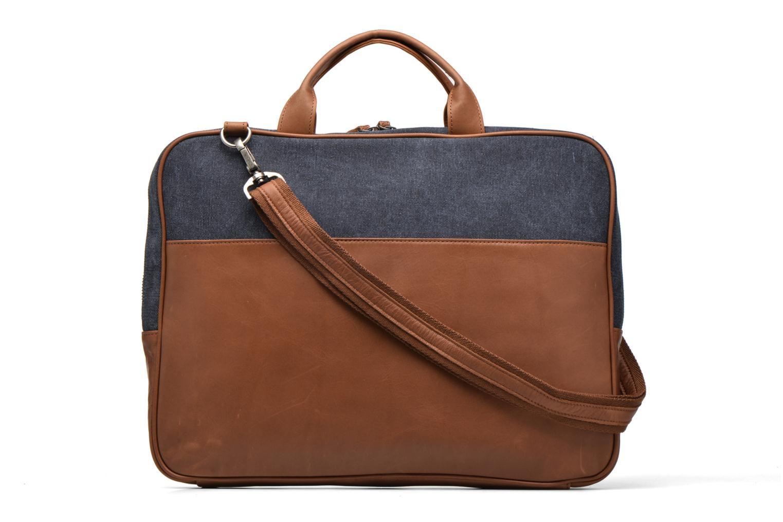 Men's bags Antonyme by Nat & Nin Emile Blue front view