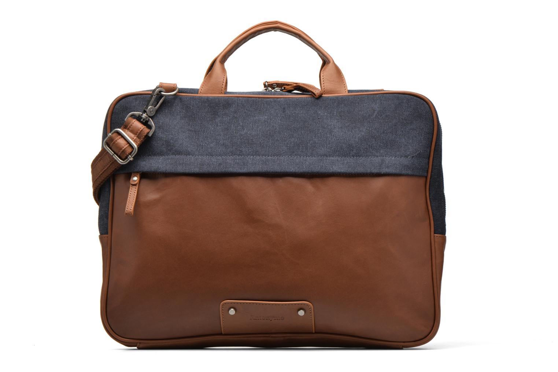 Men's bags Antonyme by Nat & Nin Emile Blue detailed view/ Pair view