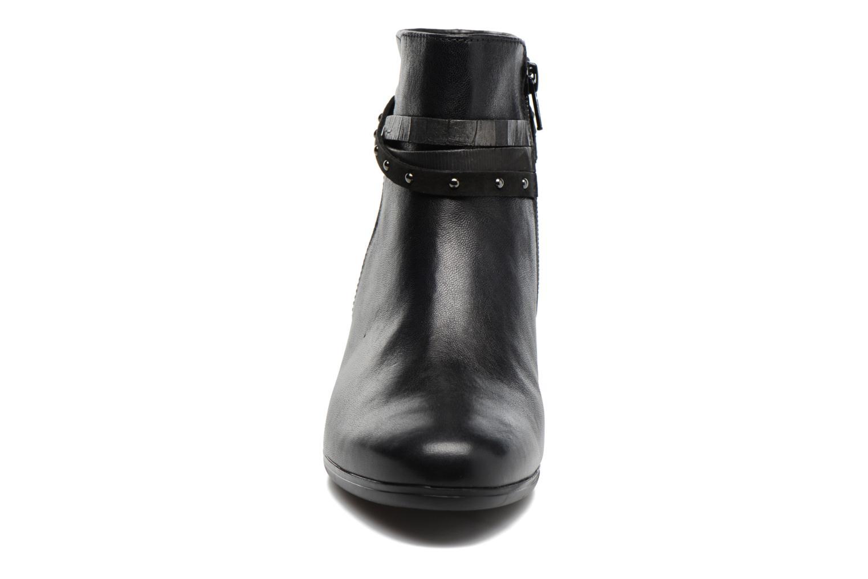 Stiefeletten & Boots Gabor Jalmira schwarz schuhe getragen