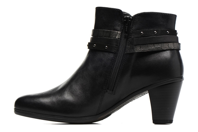 Stiefeletten & Boots Gabor Jalmira schwarz ansicht von vorne