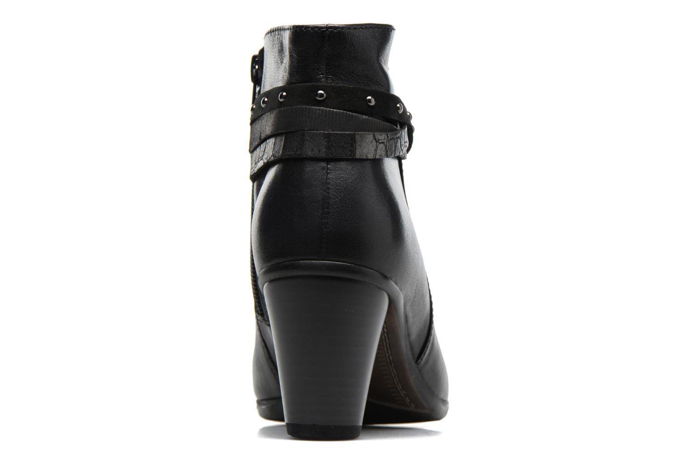 Stiefeletten & Boots Gabor Jalmira schwarz ansicht von rechts