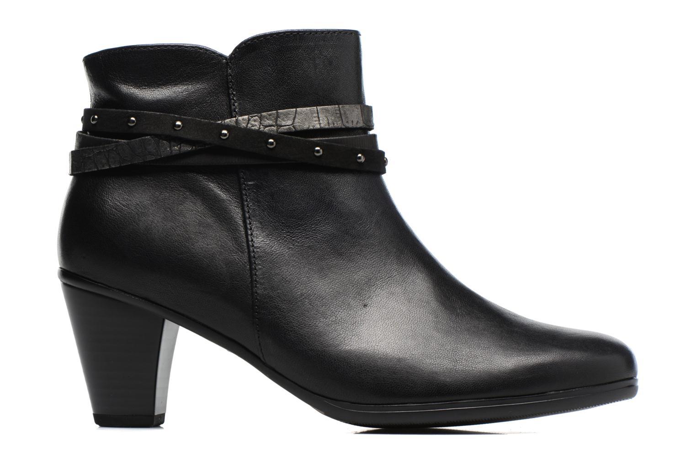 Stiefeletten & Boots Gabor Jalmira schwarz ansicht von hinten