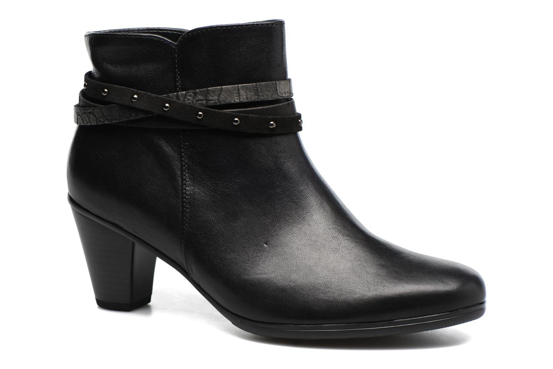 Bottines et boots Gabor Jalmira Noir vue détail/paire