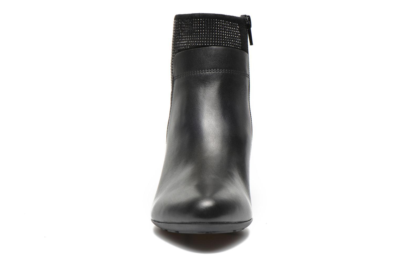 Bottines et boots Gabor Norma Noir vue portées chaussures