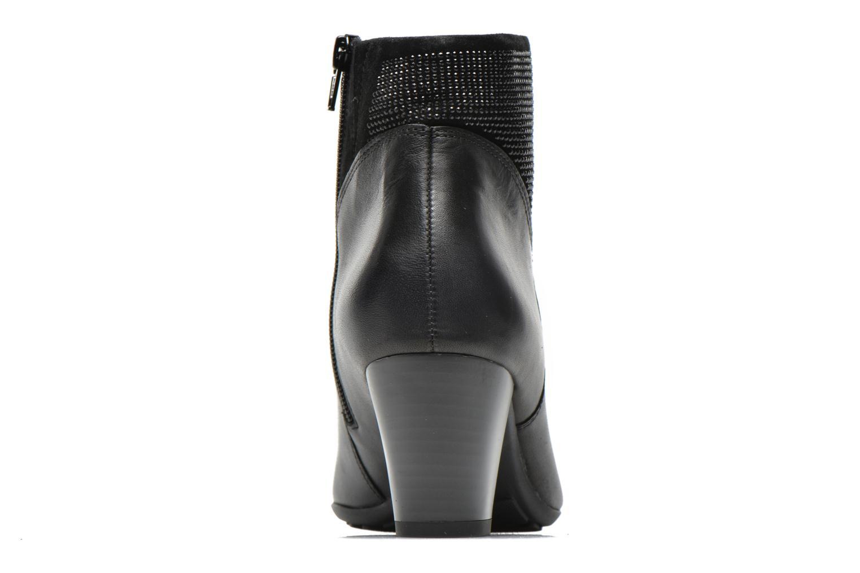 Bottines et boots Gabor Norma Noir vue droite