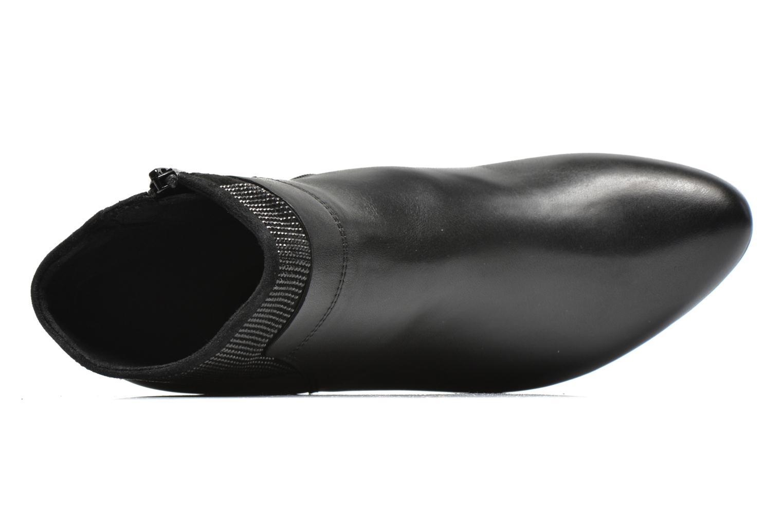 Bottines et boots Gabor Norma Noir vue gauche