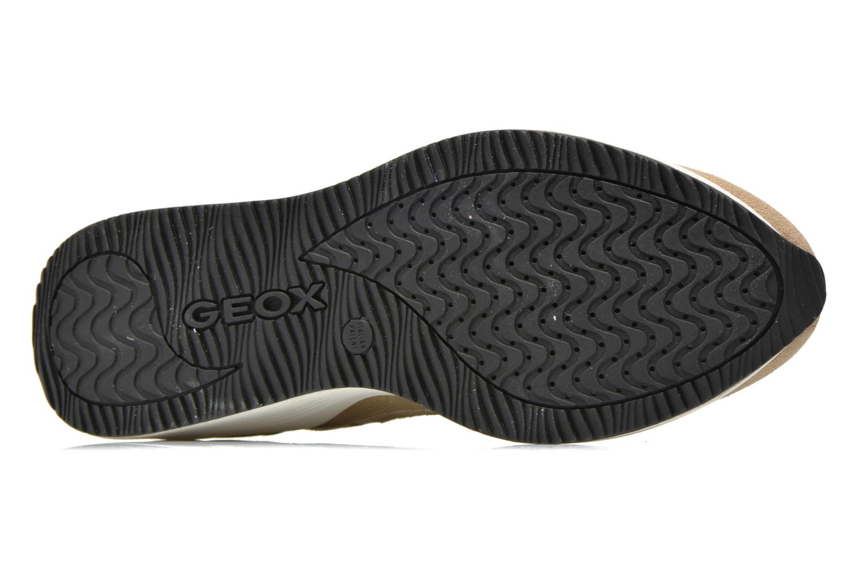 Sneakers Geox D OMAYA A D540SA Goud en brons boven
