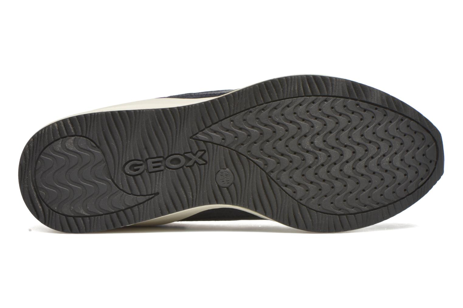 Sneakers Geox D OMAYA A D540SA Blauw boven