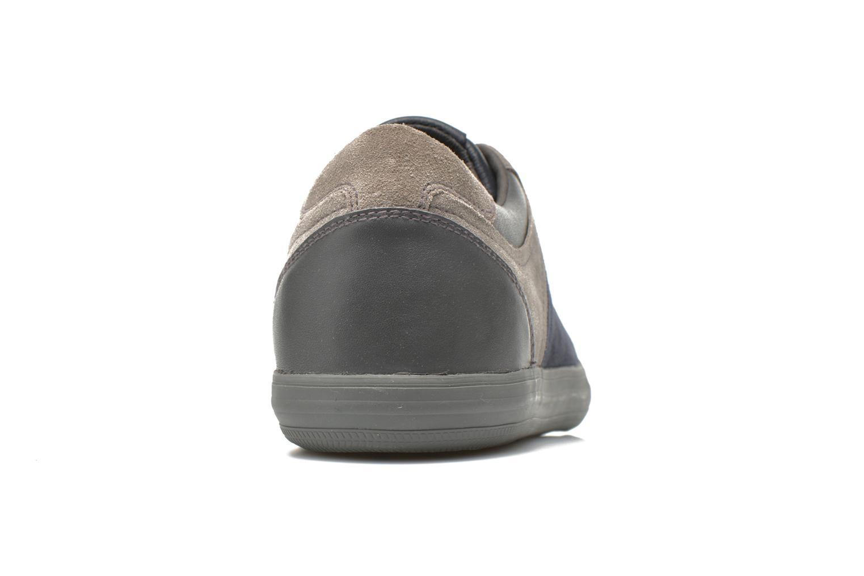 Sneakers Geox U BOX D U54R3D Blauw rechts