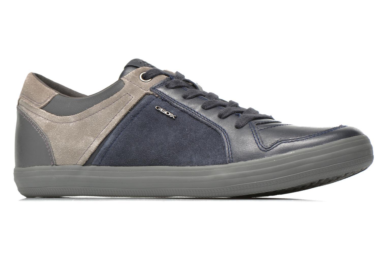 Sneakers Geox U BOX D U54R3D Blauw achterkant