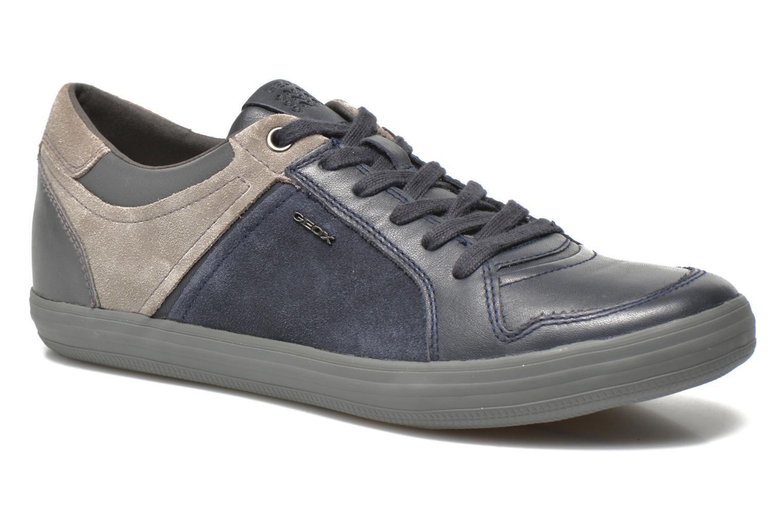 Sneakers Geox U BOX D U54R3D Blauw detail