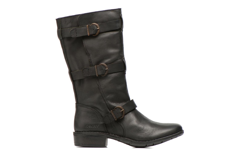Bottines et boots Kickers Growup Noir vue derrière