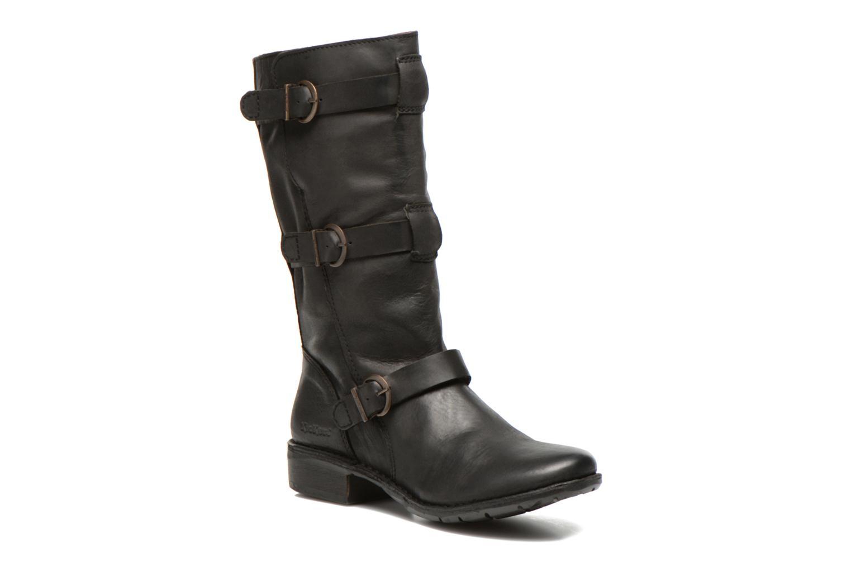 Stiefeletten & Boots Kickers Growup schwarz detaillierte ansicht/modell