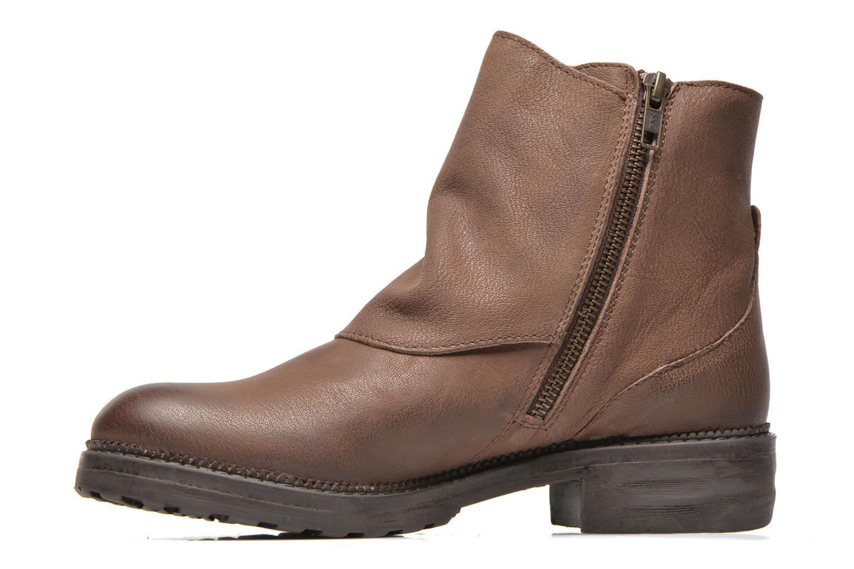 Stiefeletten & Boots Kickers Rouille braun ansicht von vorne
