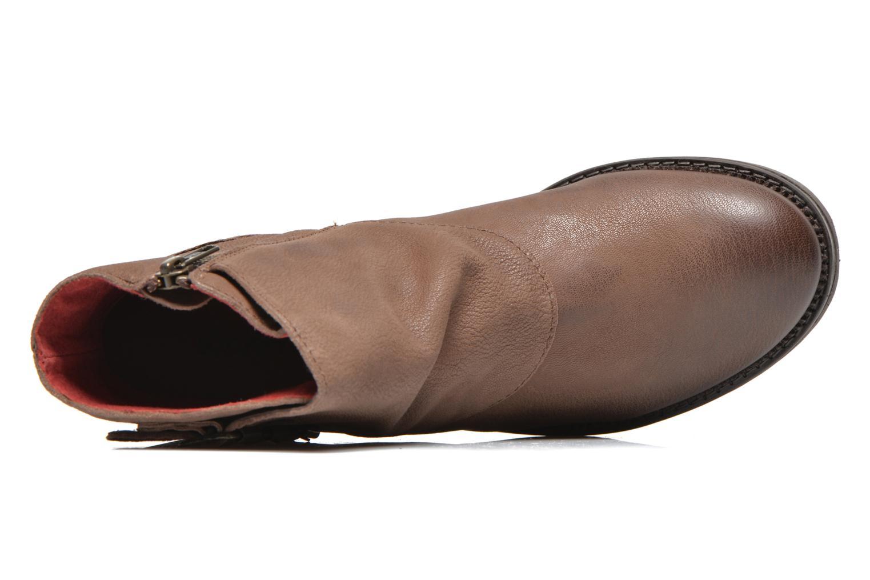Stiefeletten & Boots Kickers Rouille braun ansicht von links