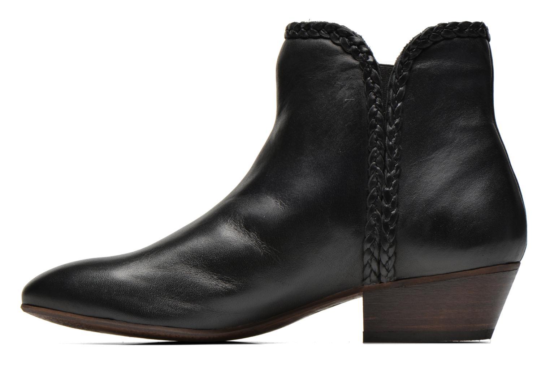 Stiefeletten & Boots Kickers Westiti schwarz ansicht von vorne