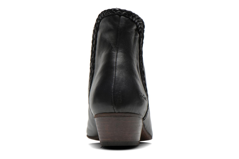 Stiefeletten & Boots Kickers Westiti schwarz ansicht von rechts