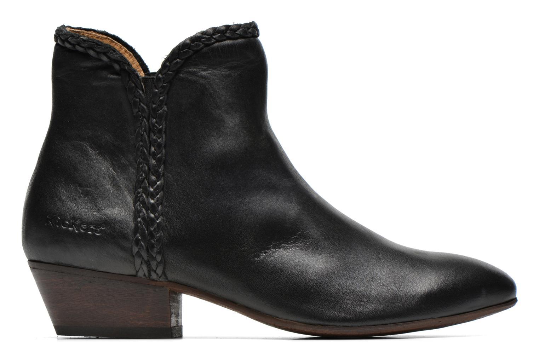 Stiefeletten & Boots Kickers Westiti schwarz ansicht von hinten