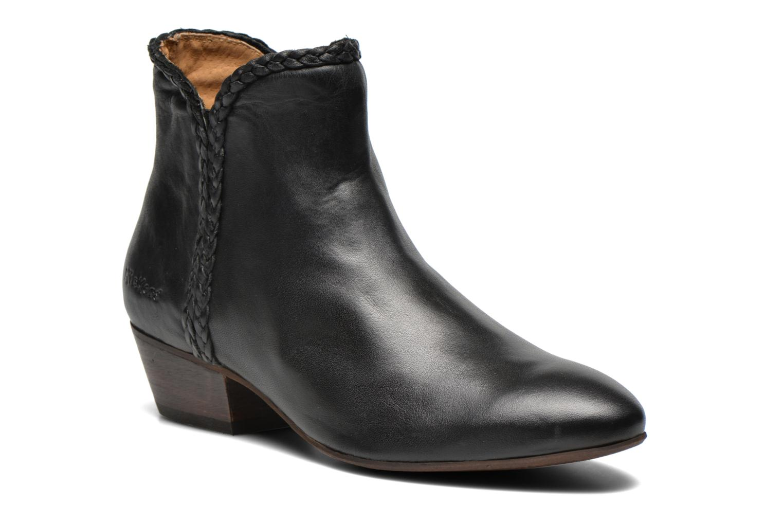 Stiefeletten & Boots Kickers Westiti schwarz detaillierte ansicht/modell