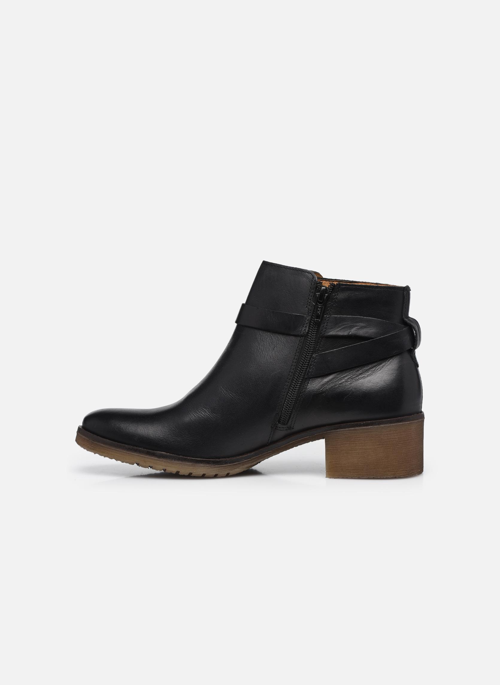 Bottines et boots Kickers Mila Noir vue face