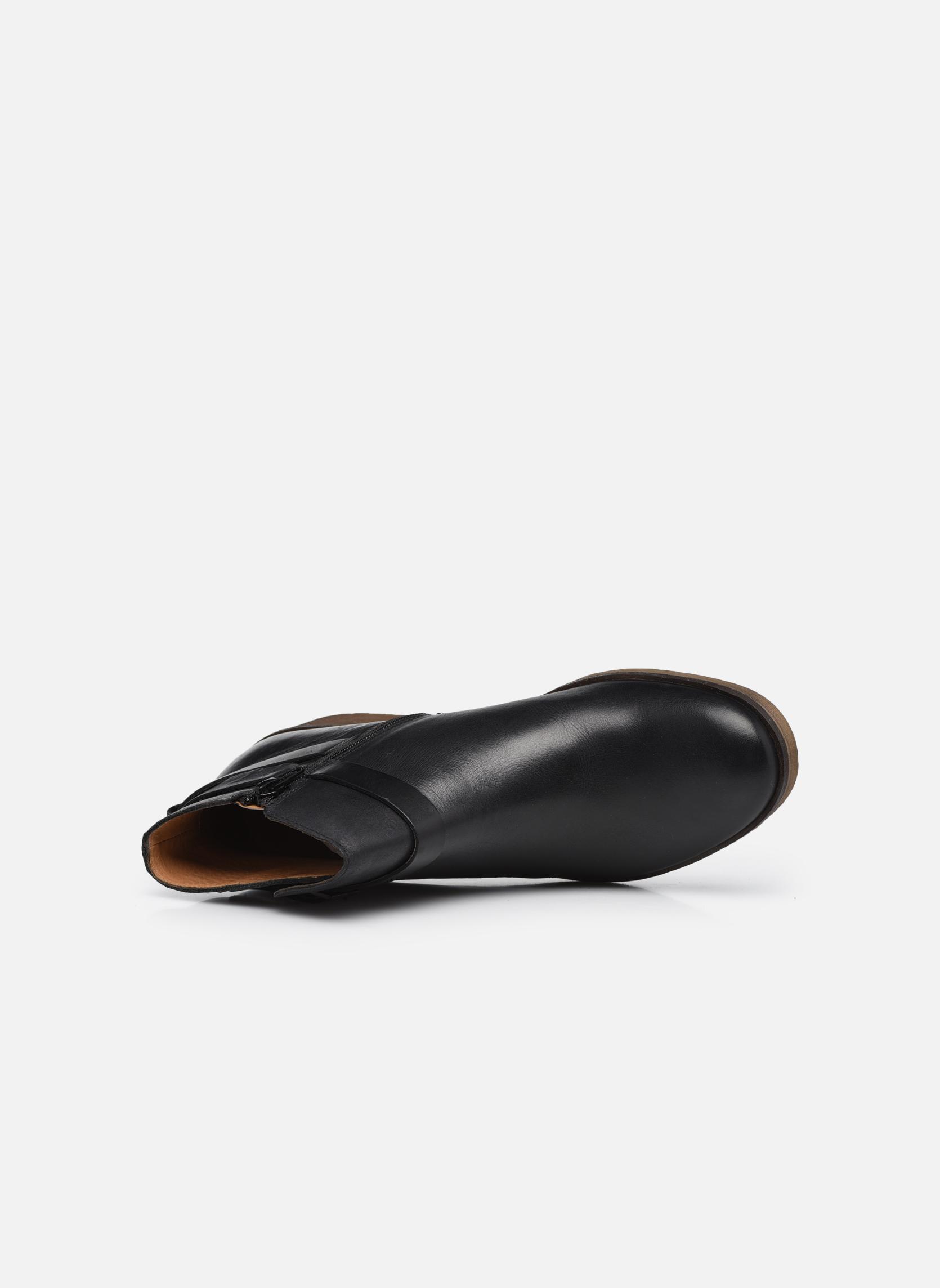 Stiefeletten & Boots Kickers Mila schwarz ansicht von links