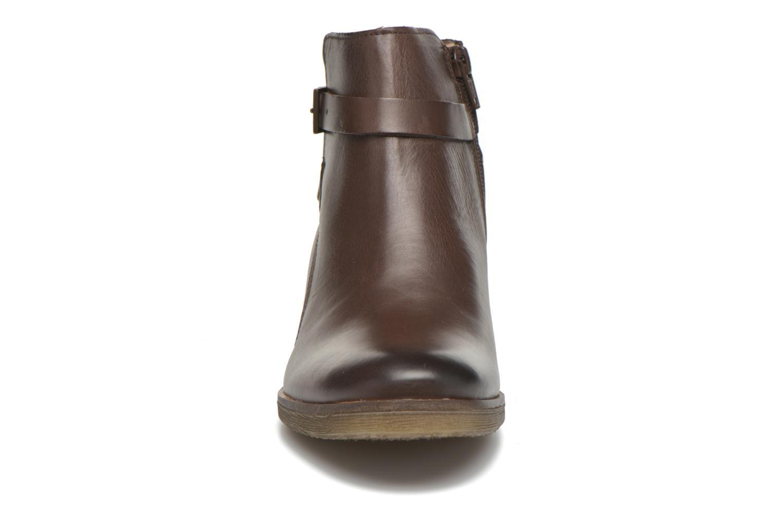 Stiefeletten & Boots Kickers Mila braun schuhe getragen