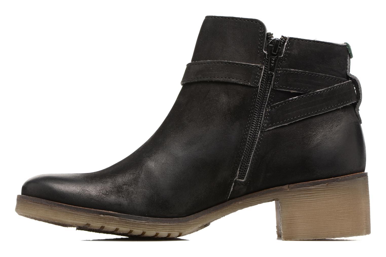 Boots en enkellaarsjes Kickers Mila Zwart voorkant