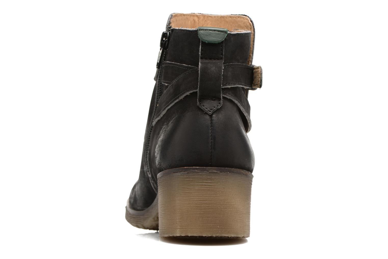 Boots en enkellaarsjes Kickers Mila Zwart rechts