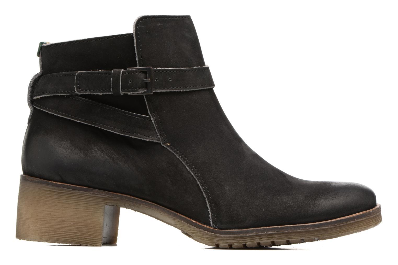Boots en enkellaarsjes Kickers Mila Zwart achterkant