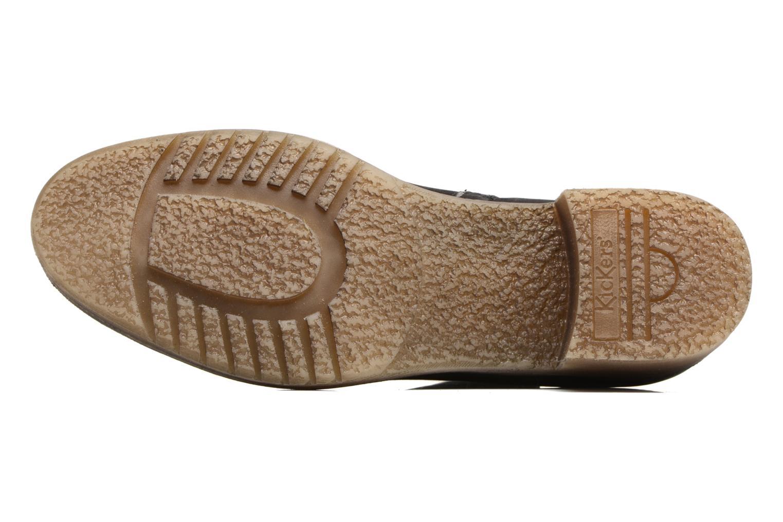 Stiefeletten & Boots Kickers Mila schwarz ansicht von oben