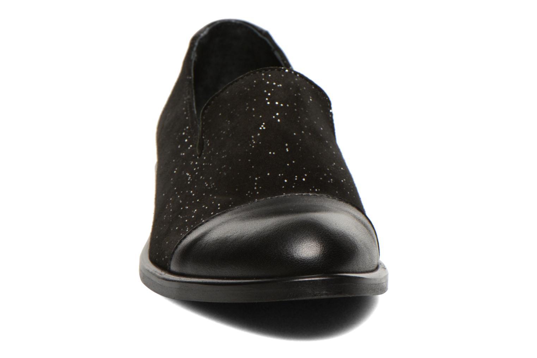 Mocasines Yep Cayenne Negro vista del modelo