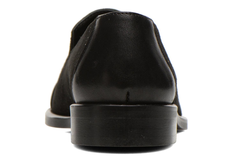 Mocasines Yep Cayenne Negro vista lateral derecha