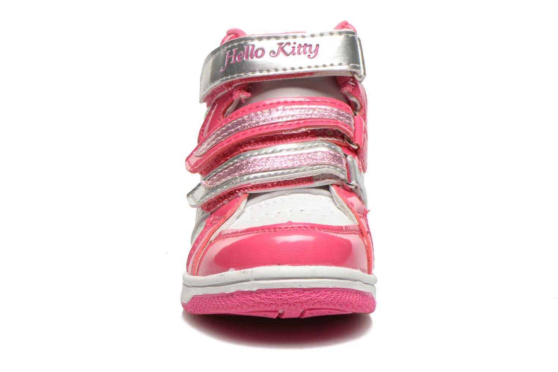 Sneakers Hello Kitty HK Leonora Vit bild av skorna på