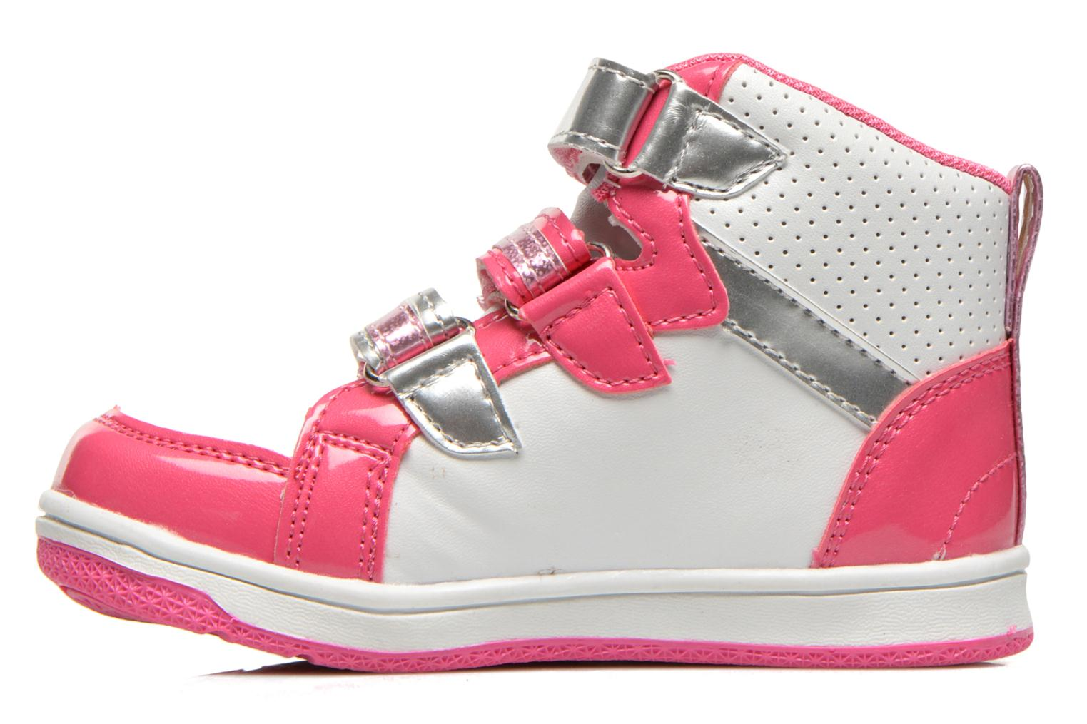 Sneakers Hello Kitty HK Leonora Wit voorkant