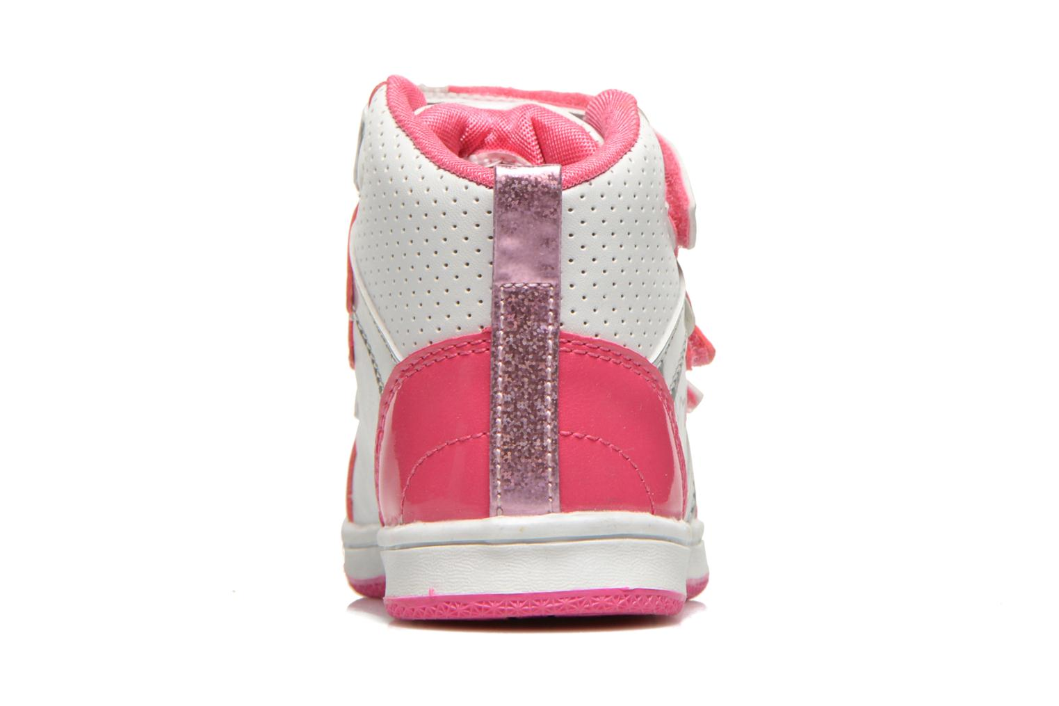 Sneakers Hello Kitty HK Leonora Wit rechts