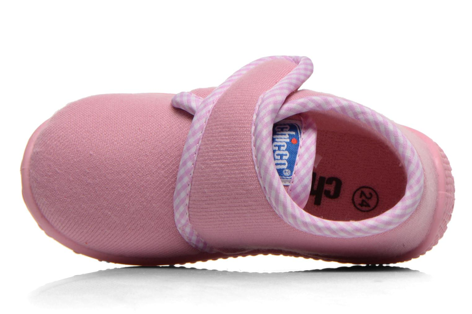 Slippers Chicco Terence Pink view from the left