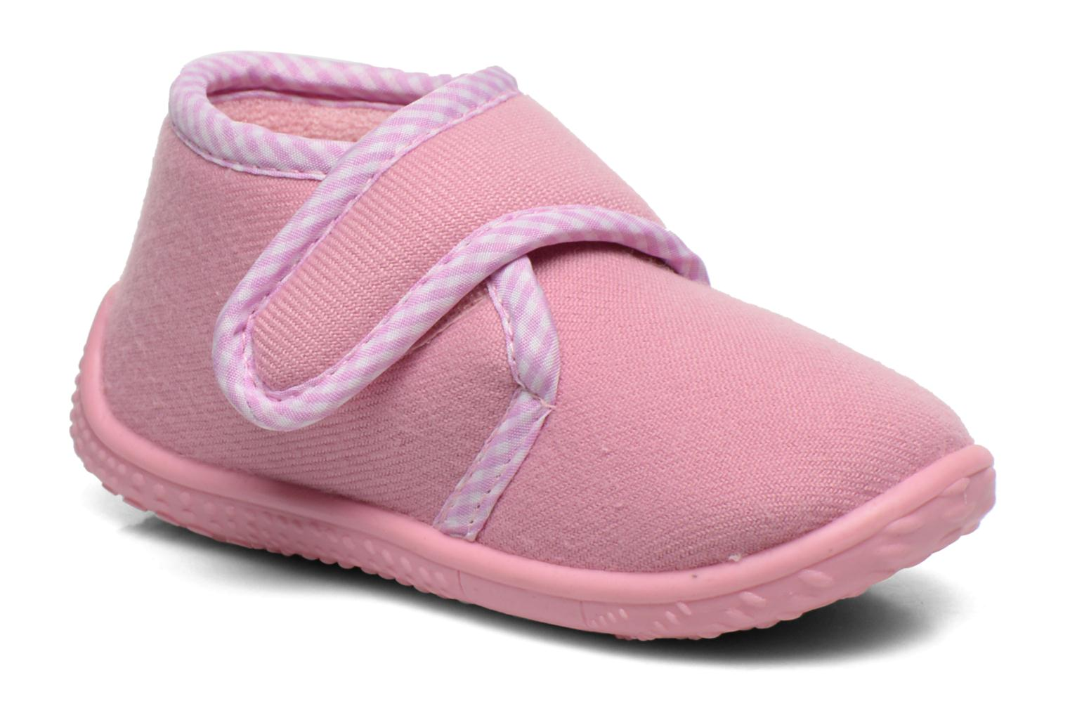 Slippers Chicco Terence Pink detailed view/ Pair view