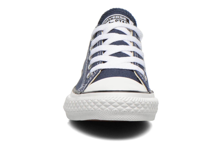 Sneakers Converse Chuck Taylor All Star Core Ox Blå bild av skorna på