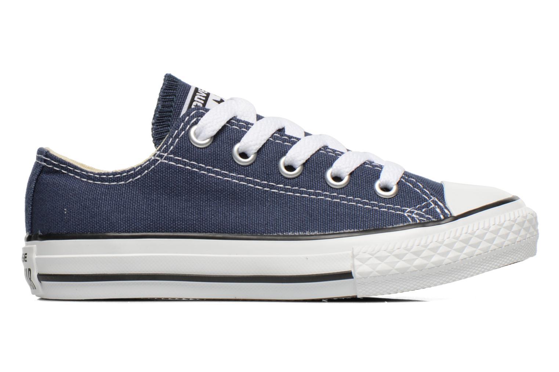 Sneakers Converse Chuck Taylor All Star Core Ox Blå bild från baksidan