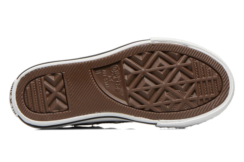Sneakers Converse Chuck Taylor All Star Core Ox Blå bild från ovan
