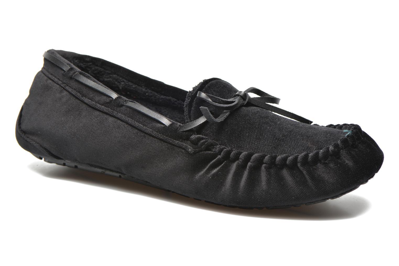 Hausschuhe Ruby Brown John schwarz detaillierte ansicht/modell