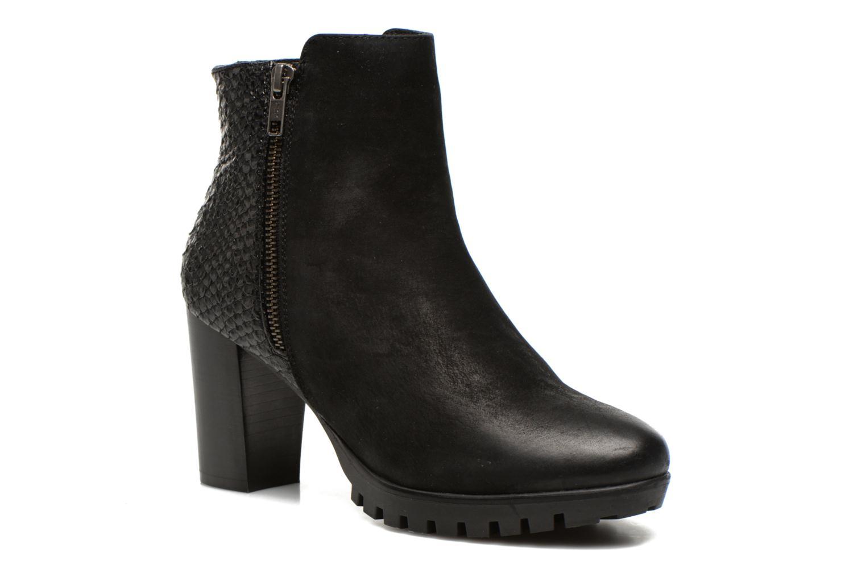 Stiefeletten & Boots SPM Hautelenge schwarz detaillierte ansicht/modell